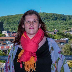 Émilie Desmond – Administrator