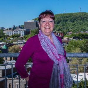 Marie-Claire Gascon – Secretary-Treasurer
